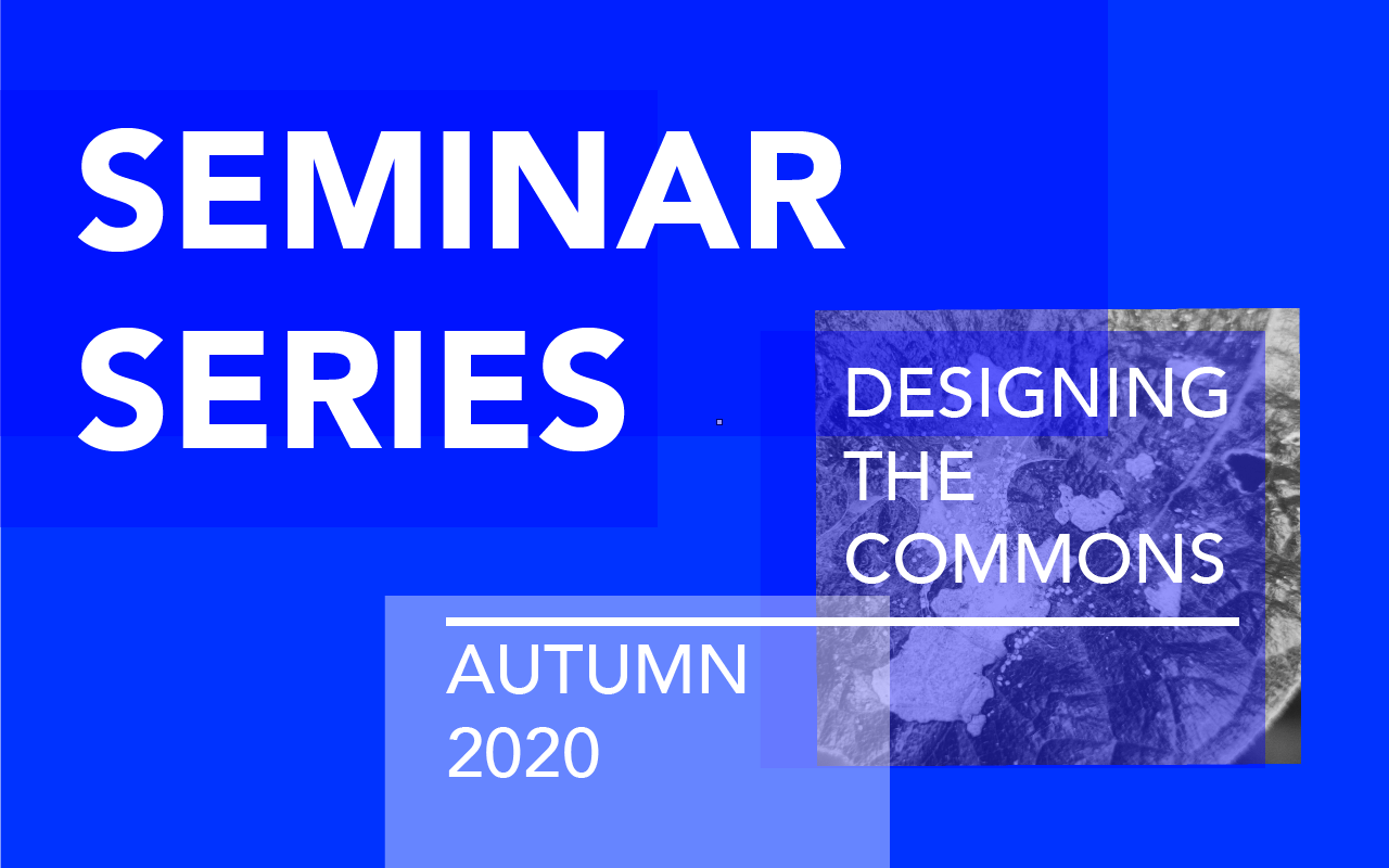 Designing the Cultural Commons Seminar Series