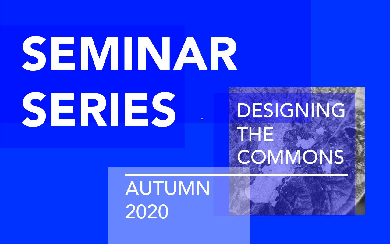 Designing the Cultural Commons Seminar Series